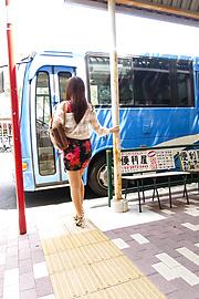 Chinatsu Kurusu - จินัตสึคุโร เล่นกับไอ้กระป๋องในโหมด -  9 รูปภาพ