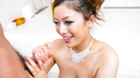 Meisa Hanai - เมอิสะ hanai มีขนาดใหญ่มากในปาก -  4 รูปภาพ