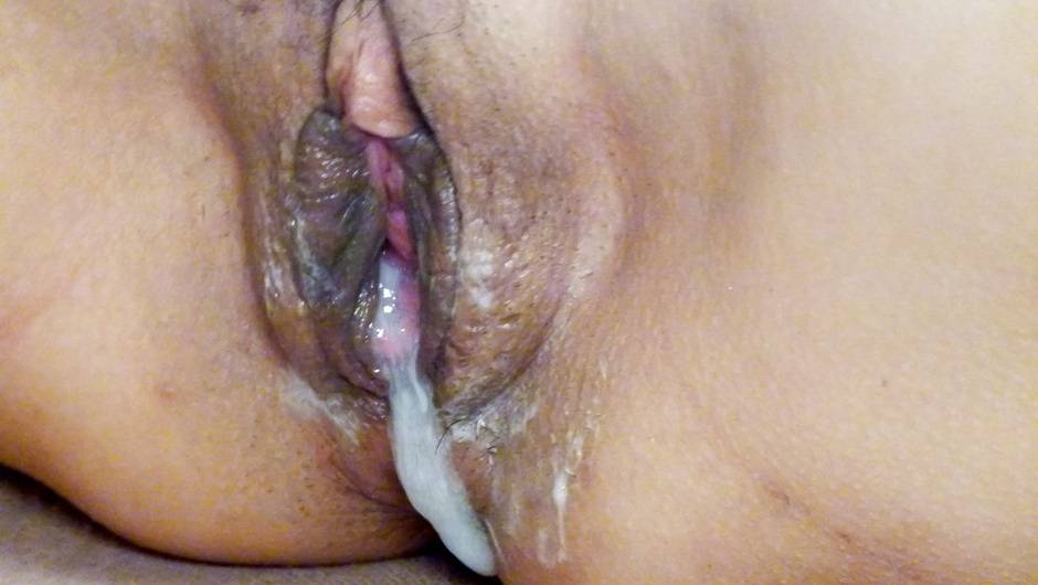 Busty milf fucked by two guys and made to swallow