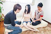 Massive Asian gangbang sex with hot Sofia Takigawa Photo 2