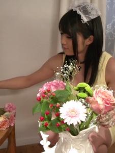 Reo Saionji - Amateur Asian blowjob by hotReo Saionji - Screenshot 2