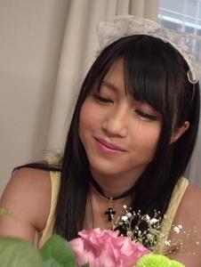 Reo Saionji - Amateur Asian blowjob by hotReo Saionji - Screenshot 3