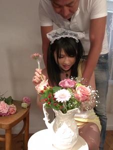 Reo Saionji - Amateur Asian blowjob by hotReo Saionji - Screenshot 4