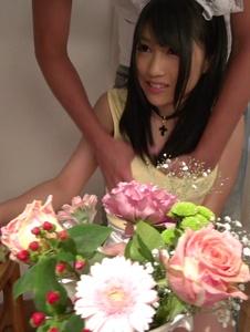 Reo Saionji - Amateur Asian blowjob by hotReo Saionji - Screenshot 5
