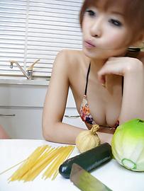 Misa Kikouden - Misa Kikouden mengisap kontol dalam porn amatir asian - gambar 2