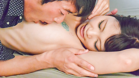 Yura Kurokawa - Yura Kurokawa Asian girl blowjob session  - Picture 7
