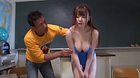 CATWALK POISON 108 Manchira Big Tits School Girl : Satomi Nagase (Blu-ray) - Video Scene 3, Picture 3