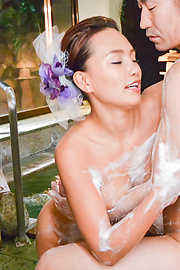 Ray - Soapy hardcore porn scenes along beautiful Ray - Picture 1