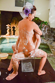 Ray - Soapy hardcore porn scenes along beautiful Ray - Picture 6