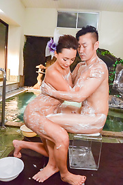Ray - Soapy hardcore porn scenes along beautiful Ray  - Picture 7