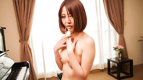 Narumi Ayase - Asian amateur sex in solo scenes with Narumi Ayase - Picture 11