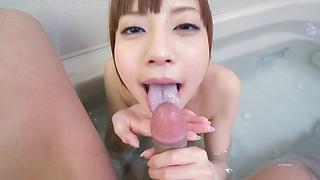 CATWALK POISON 125 Cutie Kitty Girlfriend's Immediate Fuck : Yuria Mano (Blu-ray) - Video Scene 3