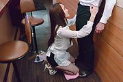 Misuzu Tachibana amazing Asian blowjob in superb modes  Photo 2
