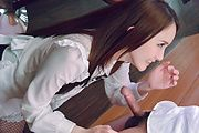 Misuzu Tachibana amazing Asian blowjob in superb modes  Photo 7