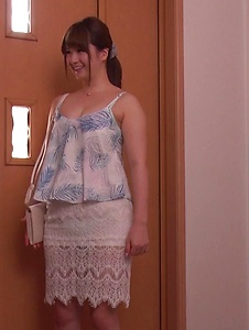 Yui Nishikawa - Sensual woman Yui Nishikawa gives amazing Japan blowjob - Screenshot 3