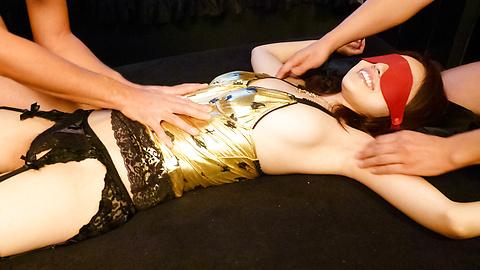 Ann Yabuki - Horny Ann Yabuki asian gives blowjob and gets a creampie - Picture 9