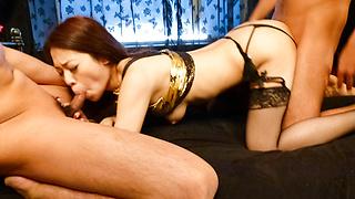 CATWALK POISON 55 : Ann Yabuki - Video Scene 3