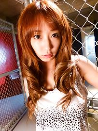 Sana Anzyu - Sana Anzyu 公鸡吸吮亚洲女孩准备好饼 - 图片 3