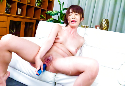 Teen Marika Masturbates In And Out Of Her Kimono