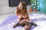 Two Hard Cocks Give Asuka What She Desires Photo 5