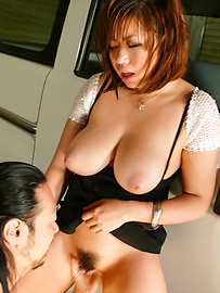 Neiro Suzuka - Neiro Suzuka's asian blowjob earns her a hard banging - Picture 10