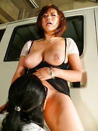 Neiro Suzuka - Neiro Suzuka's asian blowjob earns her a hard banging - Picture 9