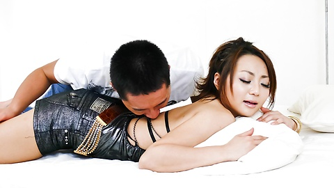 Yuu Shiraishi - Yuu Shiraishin小雞Asia操球深creampied - 圖片4