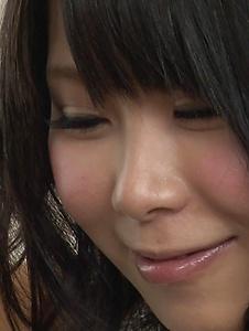 Mikan Kururugi - Japanese blowjob before a mind blowing XXX fuck - Screenshot 1