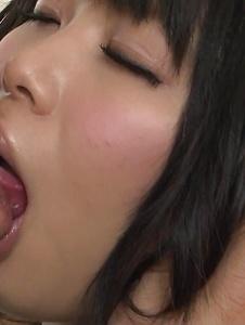 Mikan Kururugi - Japanese blowjob before a mind blowing XXX fuck - Screenshot 2