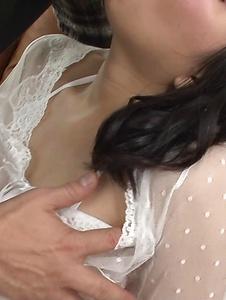 Mikan Kururugi - Japanese blowjob before a mind blowing XXX fuck - Screenshot 7