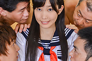 Yui Kasugano amazing Asian schoolgirl sex scenes  Photo 4