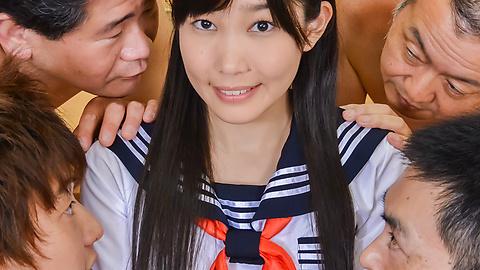 Yui Kasugano - Creampie Asian scenes along skinnyYui Kasugano - Picture 4