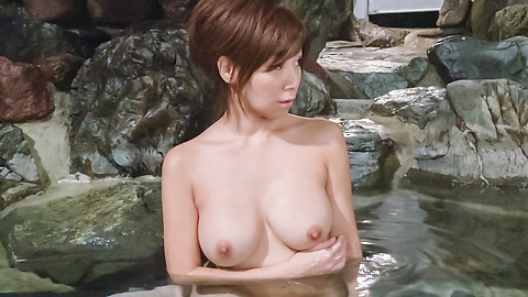 Chihiro Akino - Asian amatuer porn solo with a big tits beauty  - Picture 8