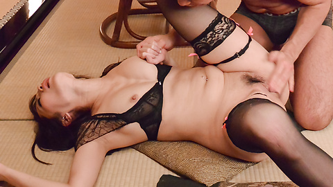 Nanami Hirose - Japanese dildo for milf in great need for sex  - Picture 10