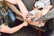 Mind blowing Asian gangbang xxx with Nana Nakamura Photo 12