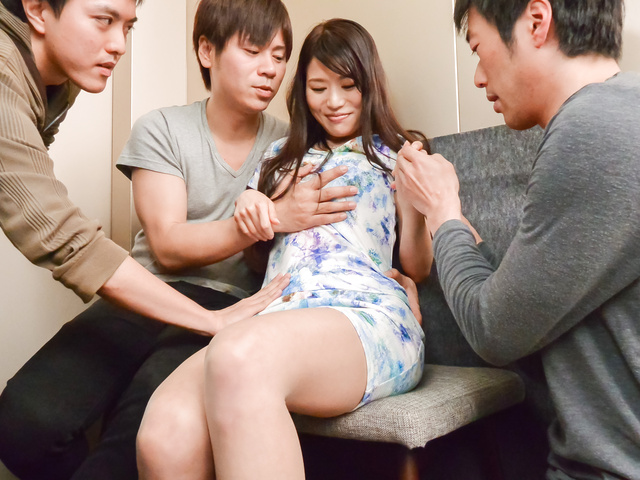 Japanese group sex pictures