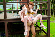 Strong Japanese av sex with amazing Aya Mikami Photo 12