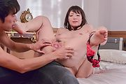 Nao Mizuki fucked and made to swallow in threesome  Photo 7