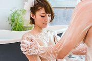 水樹りさ - 極上泡姫ローションフェラ~水樹りさ - Picture 11