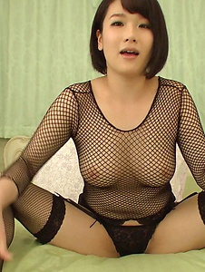 Harua Narimiya - Passionate solo scenes with amazing woman Harua Narimiya - Screenshot 7