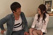 Smashing Asian gangbangn  with sexy Ryo Makoto Photo 12