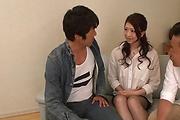 Smashing Asian gangbangn  with sexy Ryo Makoto Photo 7