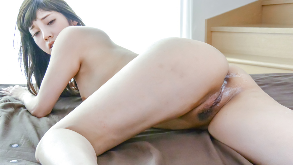 Sweet Rei Mizuna in anal Asian porn scenes