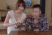 Seira Matsuoka Japanese av model fucked hard  Photo 1
