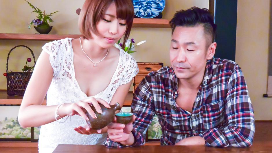 Asian milf,Seira Matsuoka, enjoys cock in hardcore