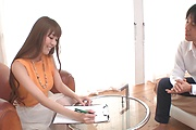 Strong Asian anal sex for sensual Akari Asagiri Photo 9