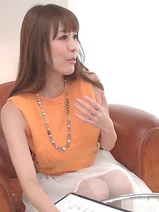Akari Asagiri - Akari Asagiri gets stiff cock in her premium holes  - Screenshot 7