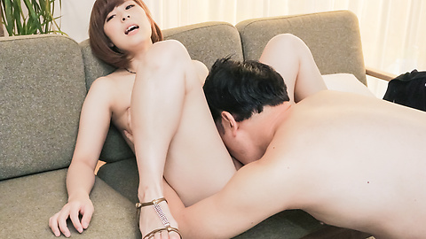 Honoka Orihara - Japanese gangbang creampie with Honoka Orihara - Picture 11