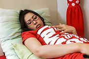 Chie Inamori fucks herself with sex toys in japanese amateur porn Photo 1
