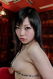 Hikaru Kirameki - ฮิคารุ kirameki ได้รับความพึงพอใจอย่างเต็มที่ใน Threesome -  8 รูปภาพ